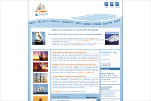 Global Crew Network - Crew for tall ships and classic yachts
