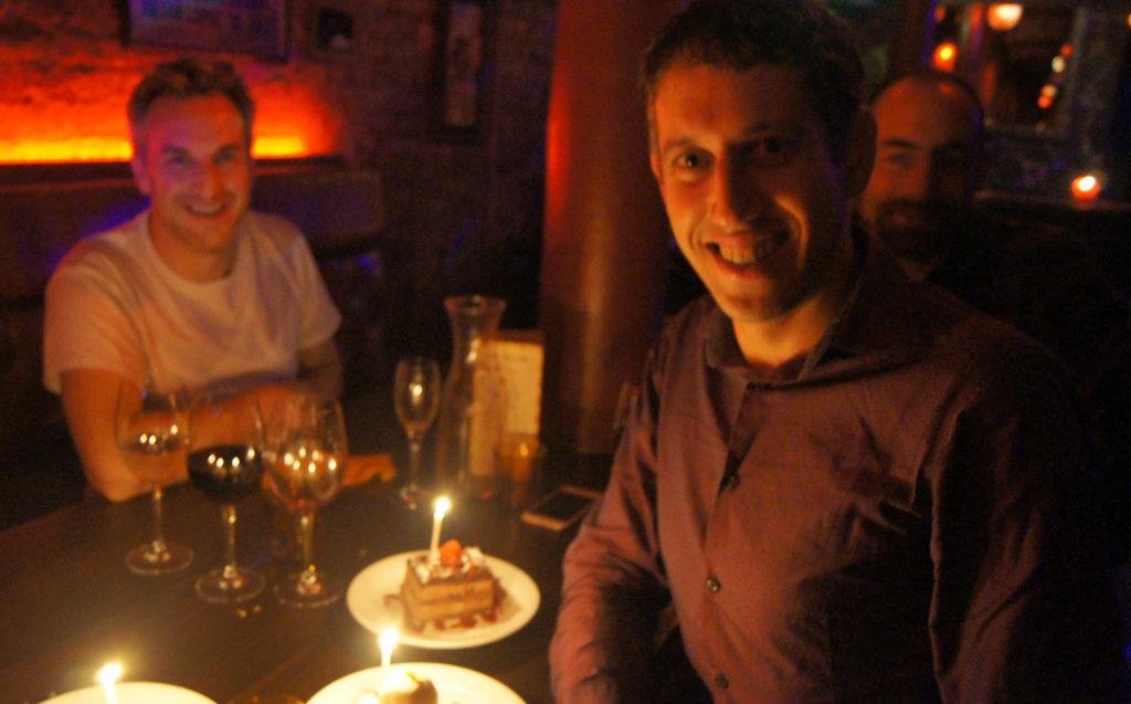 Birthday Tapas from 35th Birthday