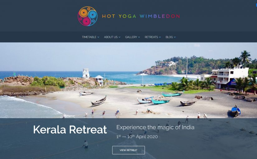 Hot Yoga Wimbledon Relaunch
