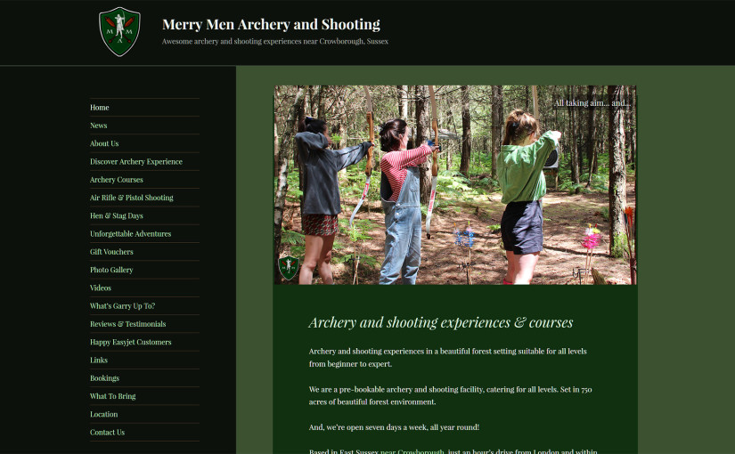 Merry Men Archery