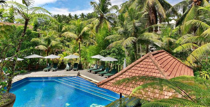 Outpost Bali Spirit Pool