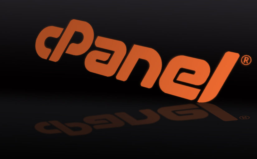 cPanel Logo Reflection